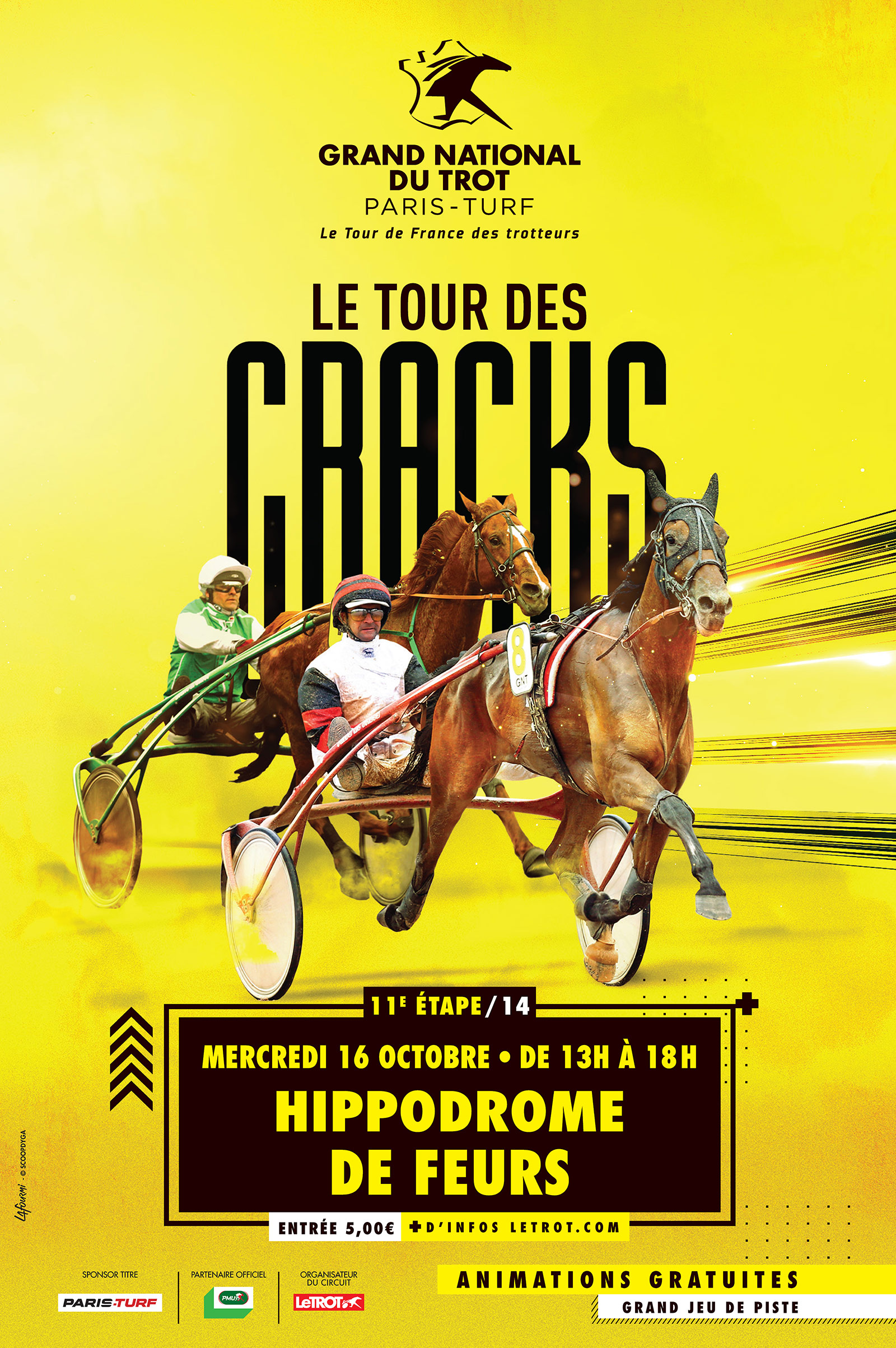 Le tour des Cracks à Feurs 2019